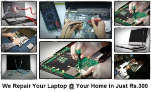 Onsite Laptop Repair Ghaziabad - Computer Doctor