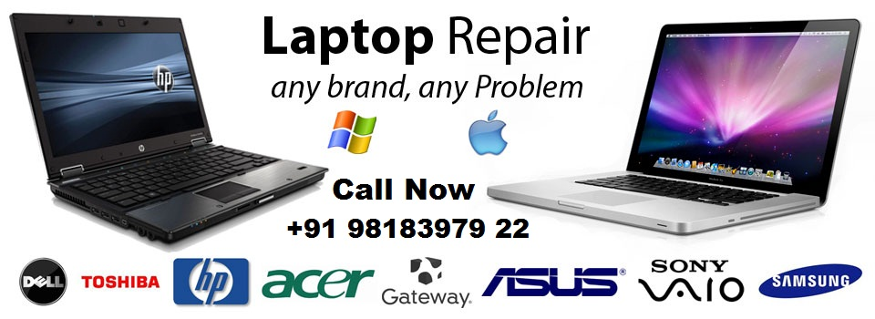 laptop repair home service in delhi - computer dr.