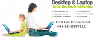 Desktop & Laptop Repair Service