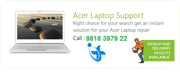 doorsteps acer laptop repair service gurugram - computer dr.