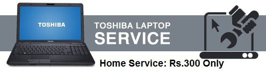toshiba laptop service center in gurugram - computer dr.