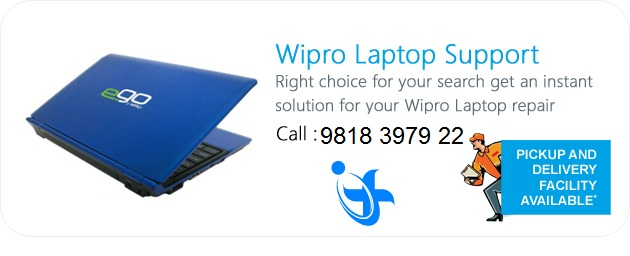 Wipro Laptop Repair Centre in Delhi